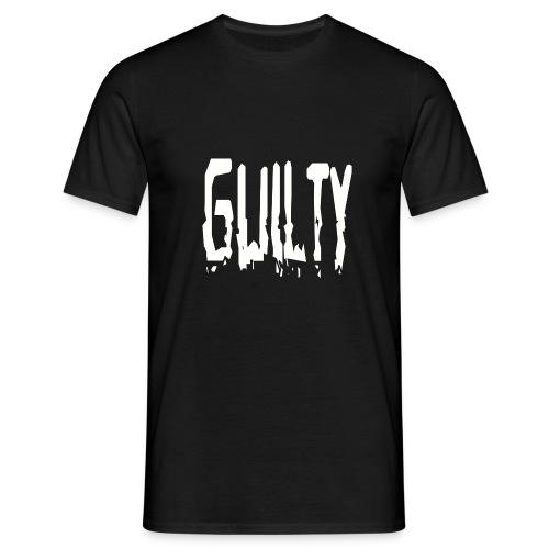 Guilty - Men's T-Shirt