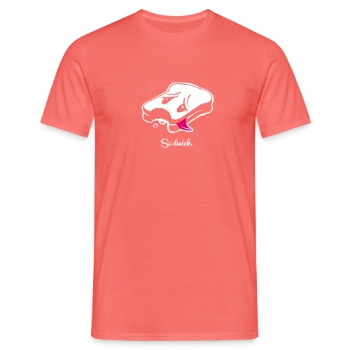 Sadwich - Männer T-Shirt