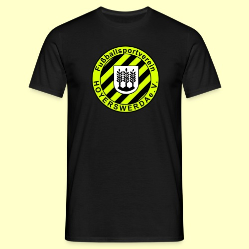 fsv logo - Männer T-Shirt
