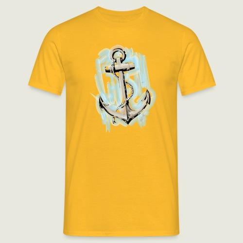 ancoracqua - Maglietta da uomo