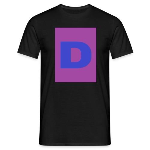 D - Men's T-Shirt