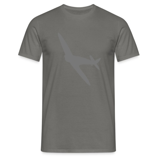 Spitfire Silhouette - Men's T-Shirt