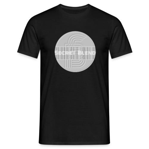"""Secret Blend ( SB ) """"Code"""" - Männer T-Shirt"""