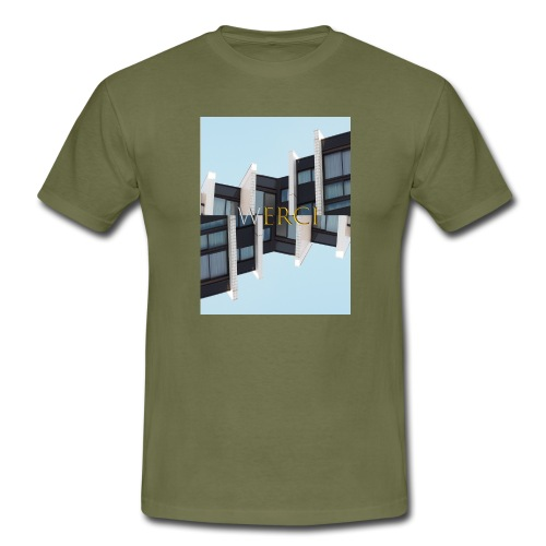 Upside Down Tee - T-shirt Homme