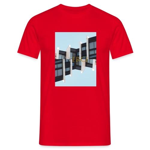 Upside Down Tee - T-shirt Homme