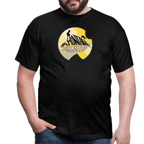 montaña palentina- oficial - Camiseta hombre