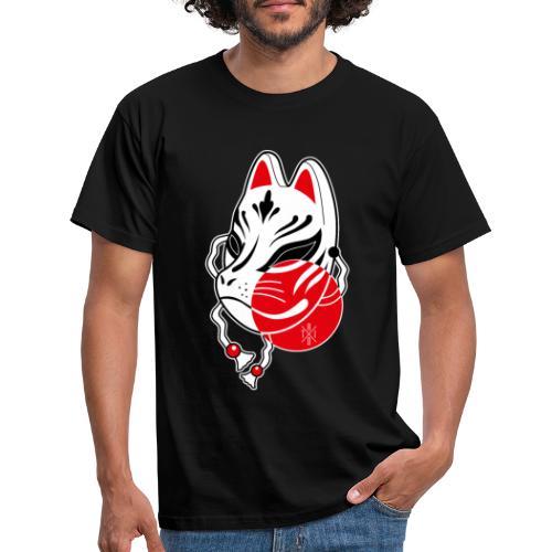 Kitsune - Maglietta da uomo