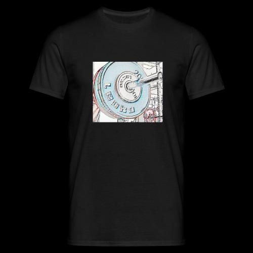 Iron - Miesten t-paita