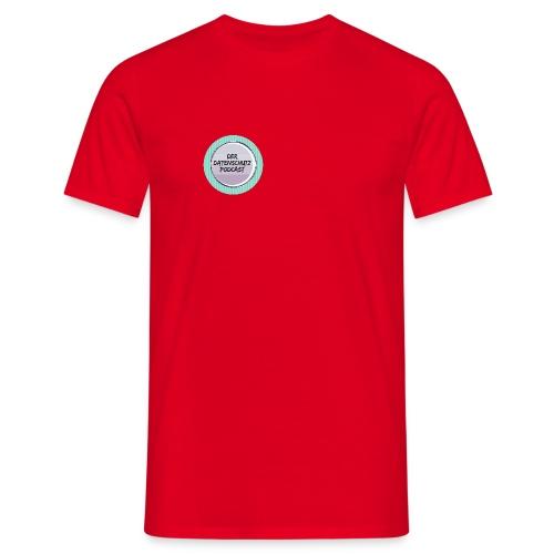 Datenschutz Podcast - Männer T-Shirt