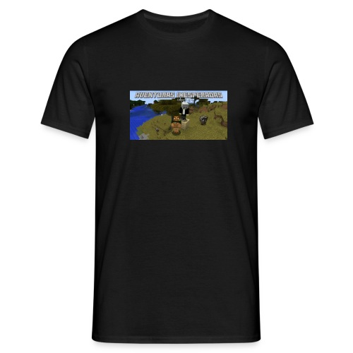 minecraft - Men's T-Shirt