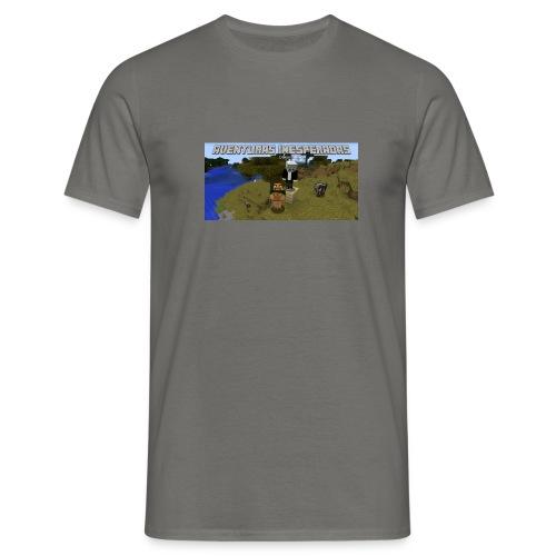 minecraft - Men's T-Shirt