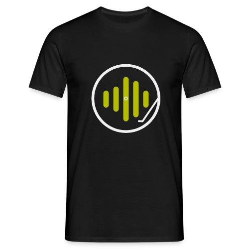 Sound Matters Turntable Logo - Men's T-Shirt