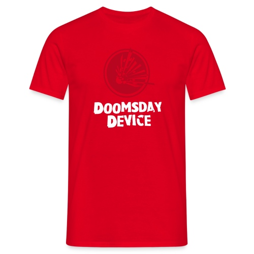 Doomsday Device - Männer T-Shirt