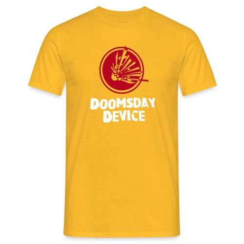 Doomsday Device - Männer T-Shirt