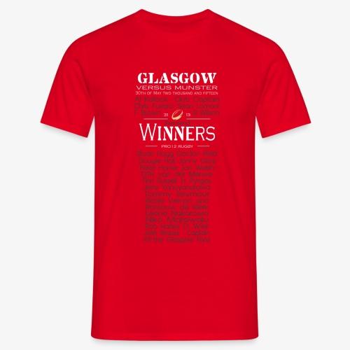 PRO12 Winners Glass - Men's T-Shirt