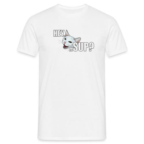 heysupfinal - Men's T-Shirt