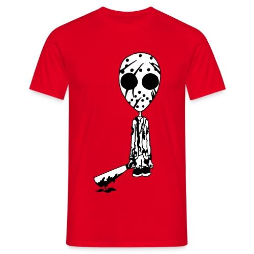 Jason Color Background - Men's T-Shirt