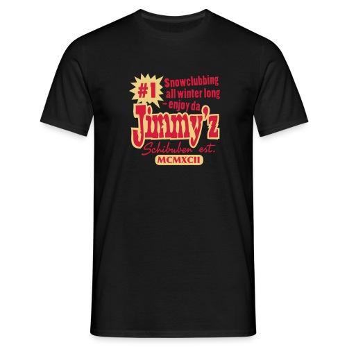 sb jimmyz - Männer T-Shirt