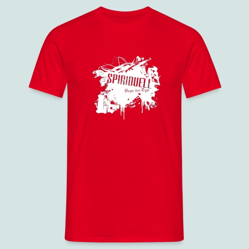 Spiriduell Style Logo - Männer T-Shirt