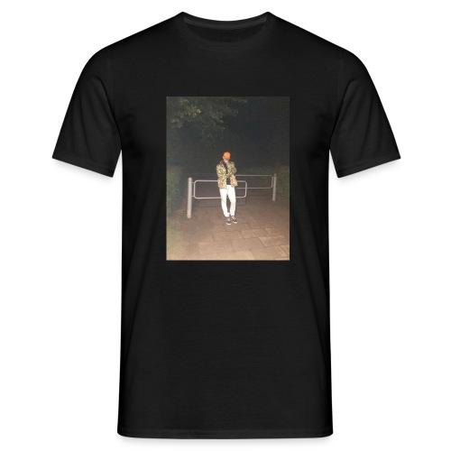 Jay Dane - Herre-T-shirt