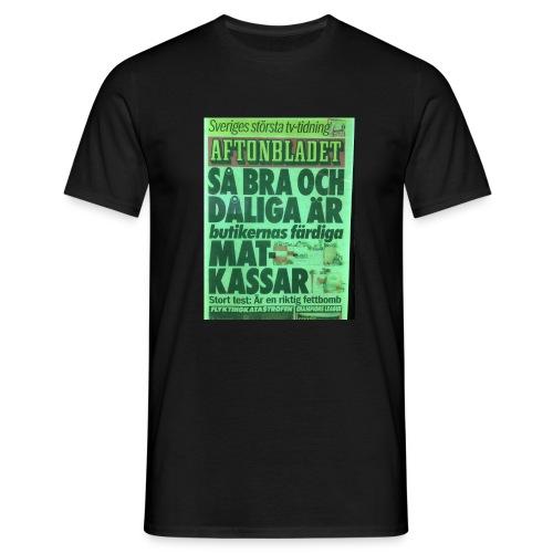 TEST2 - T-shirt herr