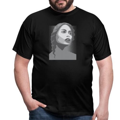 Beauty (v2) - Mannen T-shirt