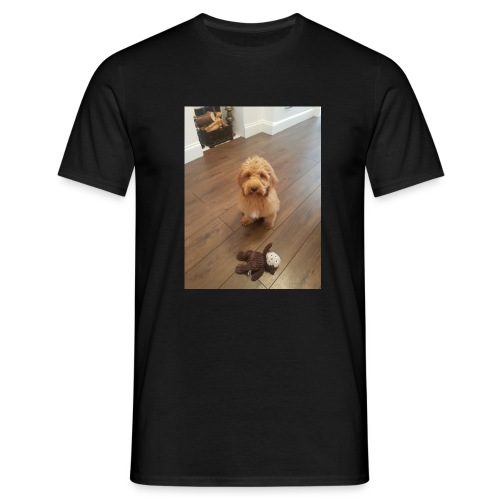 Teddy boy is here come and buy this - Men's T-Shirt