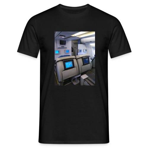 BUSINESS PLACE - Männer T-Shirt