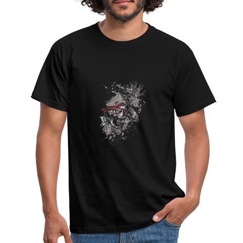 Pirate - T-shirt herr