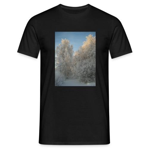 Talviset puut - Miesten t-paita