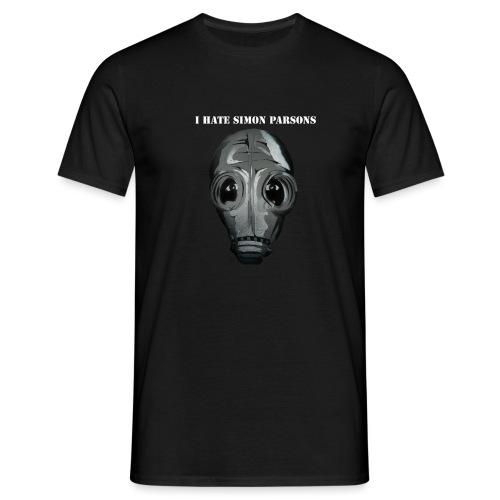 I HATE Simon Parsons (NHS fundraiser) - Men's T-Shirt