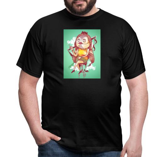 Bathi - Männer T-Shirt