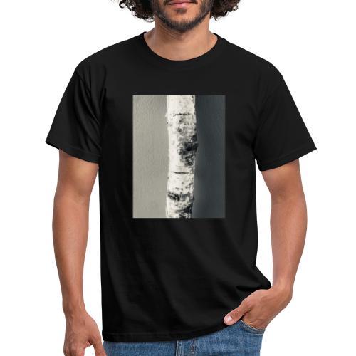 Birken Stamm - Männer T-Shirt