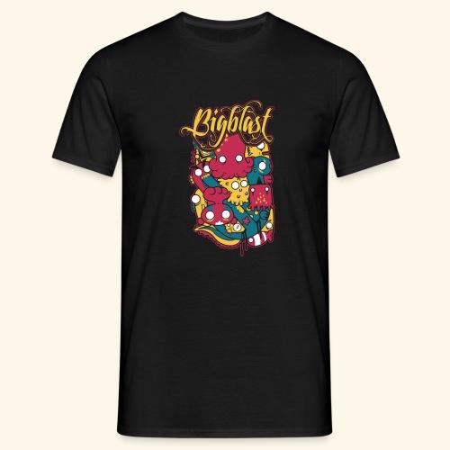 Bigblast - Camiseta hombre