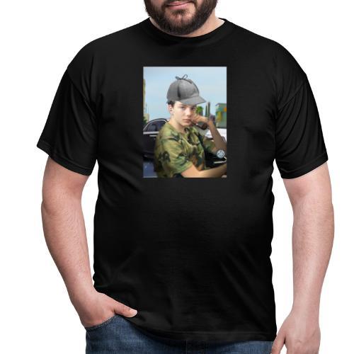 Detektiv Laurin x Der Lappen - Männer T-Shirt