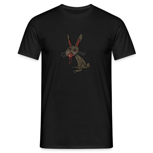 LAPIN TUEUR - T-shirt Homme