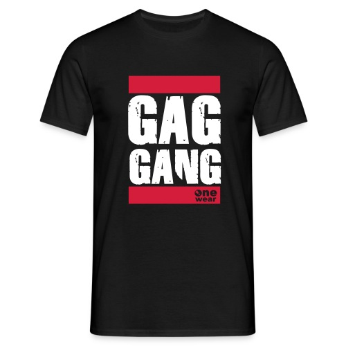 gag gang - Männer T-Shirt