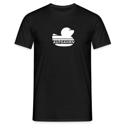 DUCK white - Männer T-Shirt