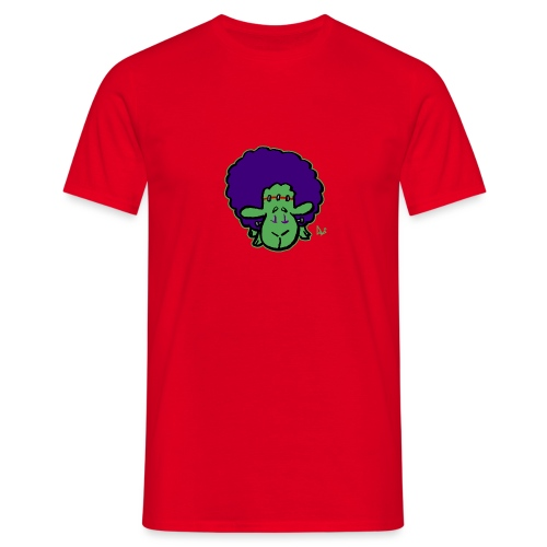 Frankensheep's Monster - Men's T-Shirt