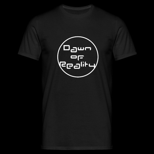 Dawn of Reality Merch - Men's T-Shirt