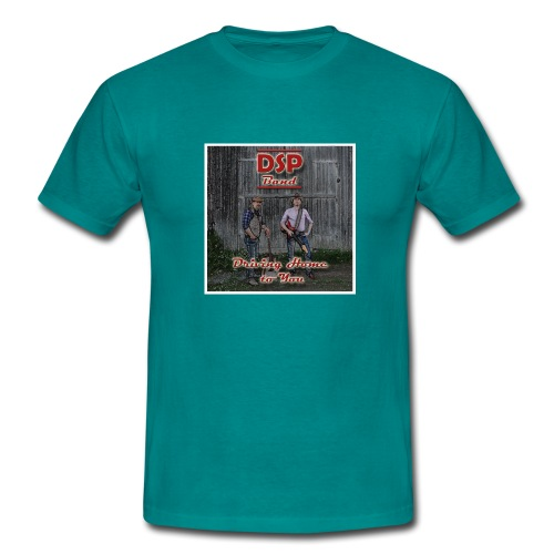 DSP band - driving - Men's T-Shirt