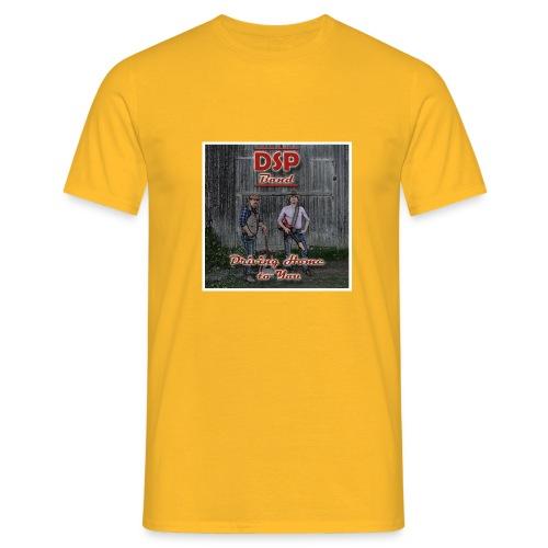 DSP band - driving - Men's T-Shirt