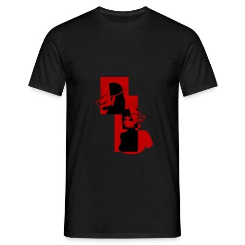 Mask on - Männer T-Shirt