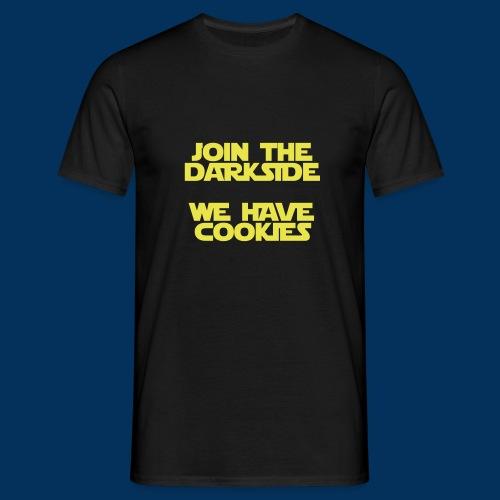 darkcookies - Men's T-Shirt