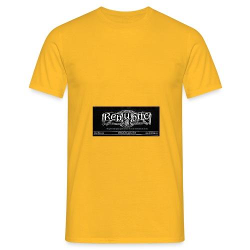 workersrepublictshirtnew - Men's T-Shirt