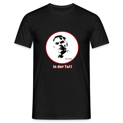 In der Tat - Männer T-Shirt