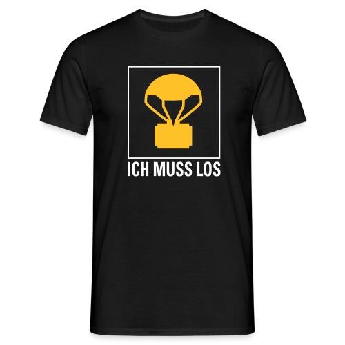 T-Shirt MockUp_Front_2 - Männer T-Shirt