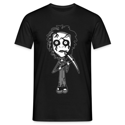 Mike Myers Black Background - Men's T-Shirt