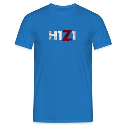 h1z101 png - Mannen T-shirt