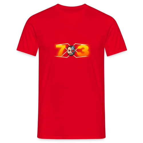 FranX73 logo NEW - Camiseta hombre